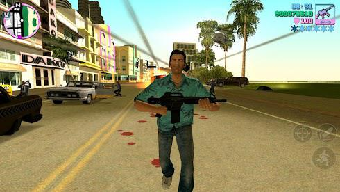 Grand Theft Auto: Vice City для Android скриншот 2