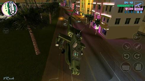 Grand Theft Auto: Vice City для Android скриншот 3