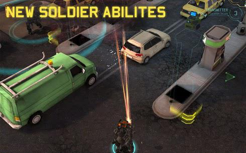 XCOM: Enemy Within для Android скриншот 2