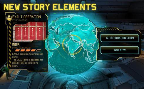 XCOM: Enemy Within для Android скриншот 3