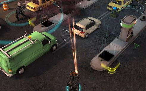 XCOM: Enemy Within для Android скриншот 5
