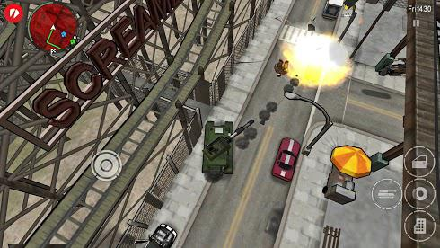 GTA: Chinatown Wars для Android скриншот 2