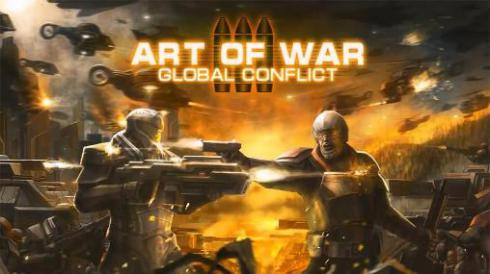 Art Of War 3: Global Conflict на Android
