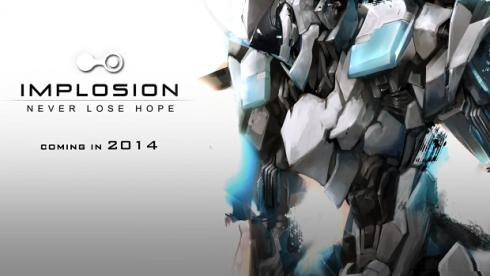 Implosion на Android