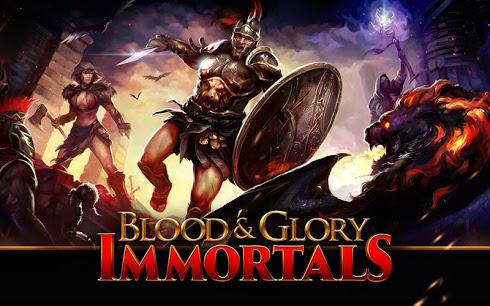 Blood & Glory: Immortals на Android
