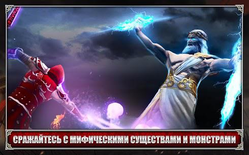 Blood & Glory: Immortals для Android скриншот 2