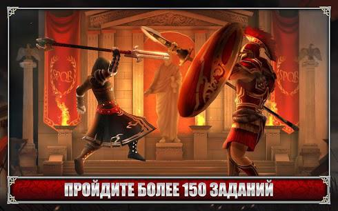 Blood & Glory: Immortals для Android скриншот 3