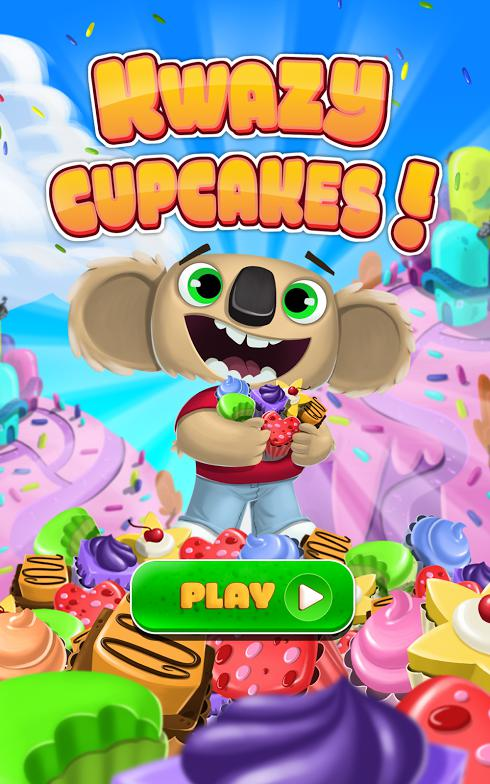 Kwazy Cupcakes на Android