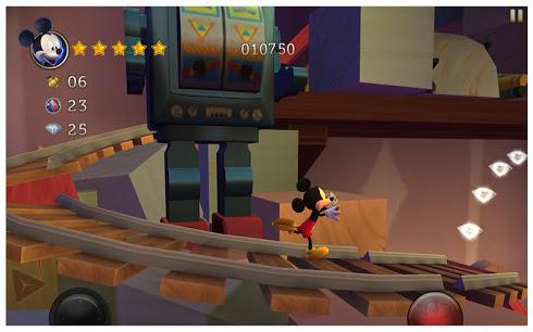 Castle of Illusion для Android скриншот 4