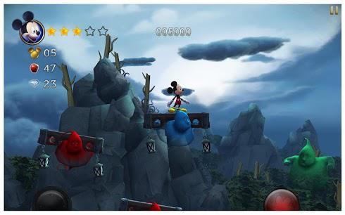 Castle of Illusion для Android скриншот 5