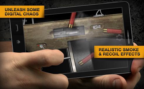 Weaphones Gun Sim Free Vol 2 для Android скриншот 3