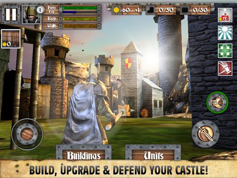 Heroes and Castles для Android скриншот 3