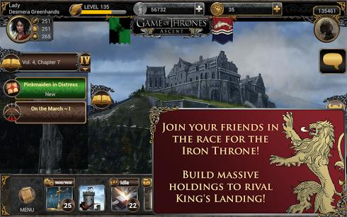Game of Thrones Ascent на Android