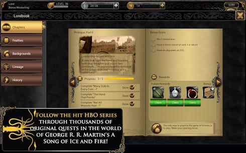 Game of Thrones Ascent для Android скриншот 2