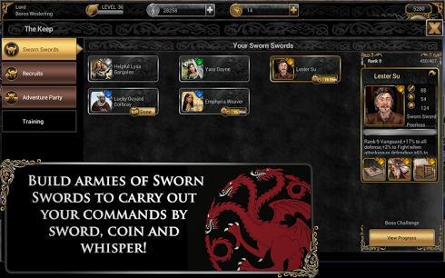 Game of Thrones Ascent для Android скриншот 3