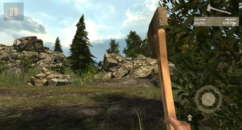 Survival in Forest для Android скриншот 2