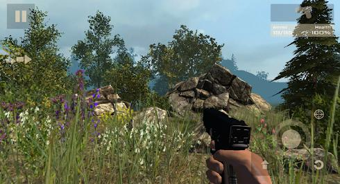 Survival in Forest для Android скриншот 4