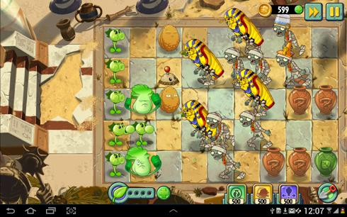 Plants vs. Zombies 2 для Android скриншот 2
