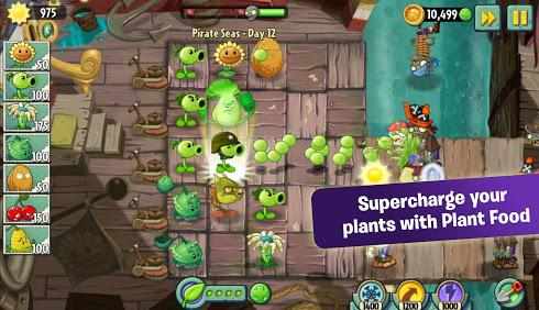 Plants vs. Zombies 2 для Android скриншот 3