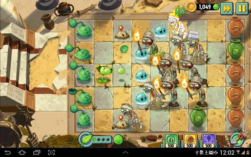 Plants vs. Zombies 2 для Android скриншот 4
