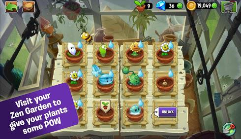 Plants vs. Zombies 2 для Android скриншот 6