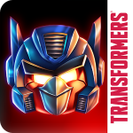 Angry Birds Transformers для андроид