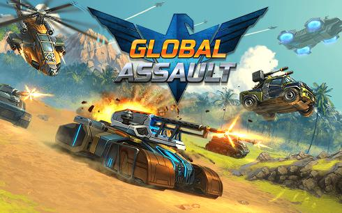 Global Assault на Android