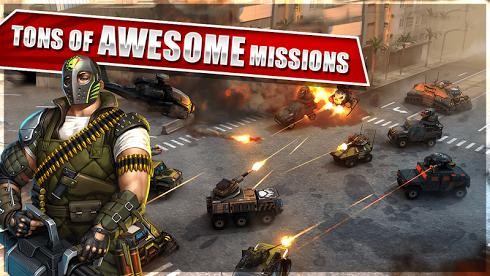Global Assault для Android скриншот 2