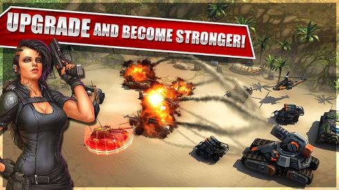 Global Assault для Android скриншот 3