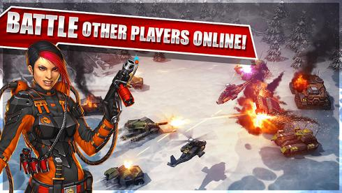 Global Assault для Android скриншот 4