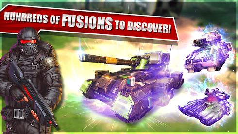 Global Assault для Android скриншот 5